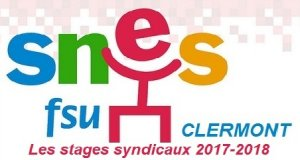 Les stages 2017-2018 du SNES-FSU Clermont